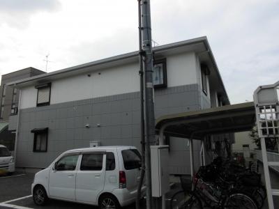 外壁 (マンション 外壁塗装工事)