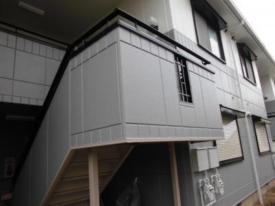 マンション 外壁塗装工事 (共有部分)