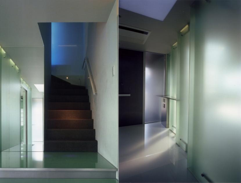 T邸:名古屋丘の上の写真 エントランスホール