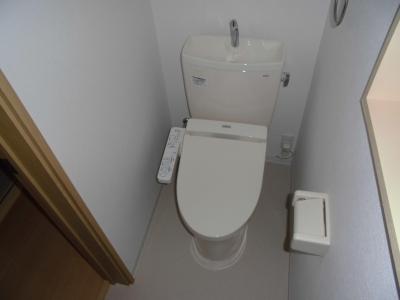 トイレ (戸建改装工事 A様邸)