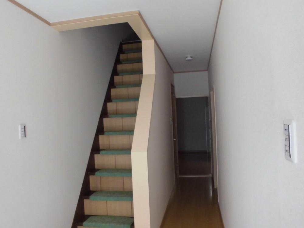 戸建改装工事 A様邸 (階段)