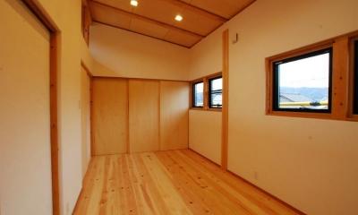洋室 Wood stucco house