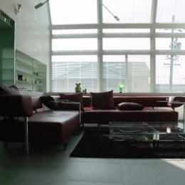 T邸:名古屋丘の上 (リビングルーム)