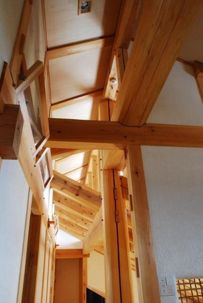 天井 (実りの家)