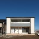 伊勢崎の家の写真 シンプルな外観