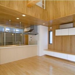 建築家 芳賀 秀雄の事例「鴻巣の家」