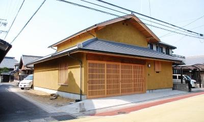 東海道の家