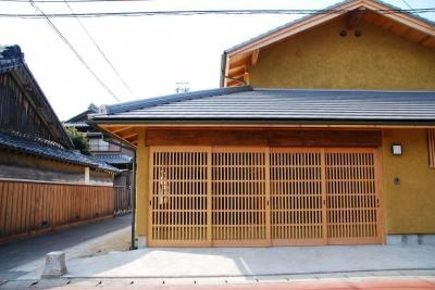 東海道の家 (外観)