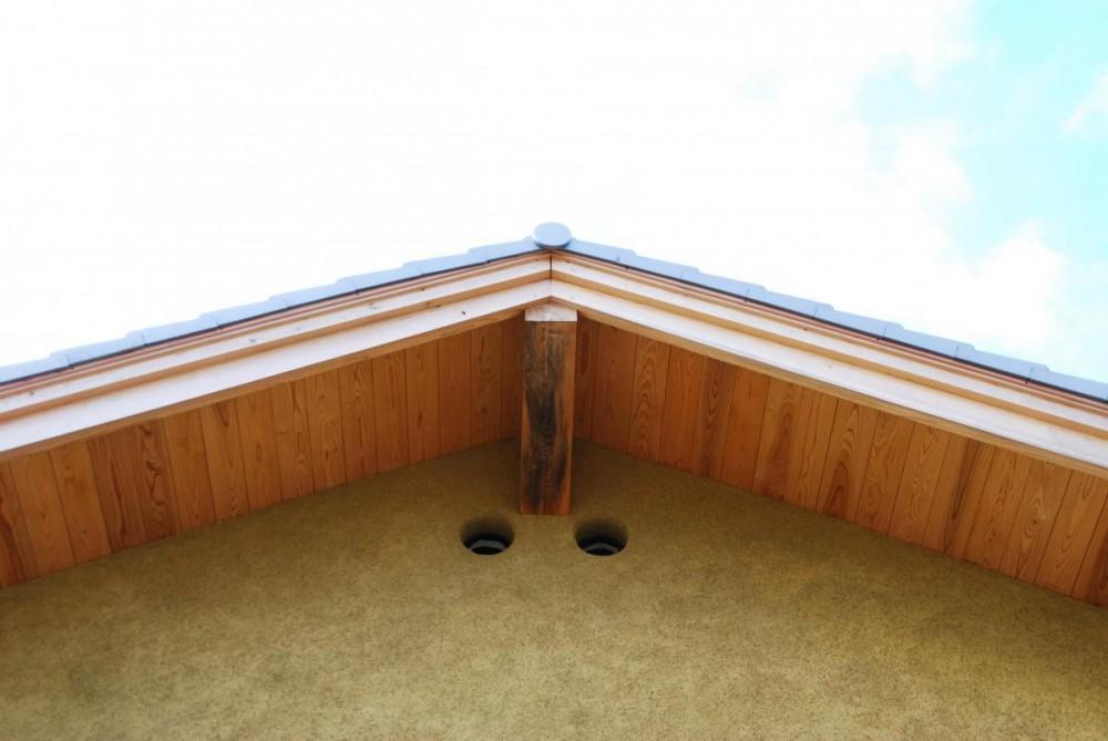 東海道の家 (屋根)