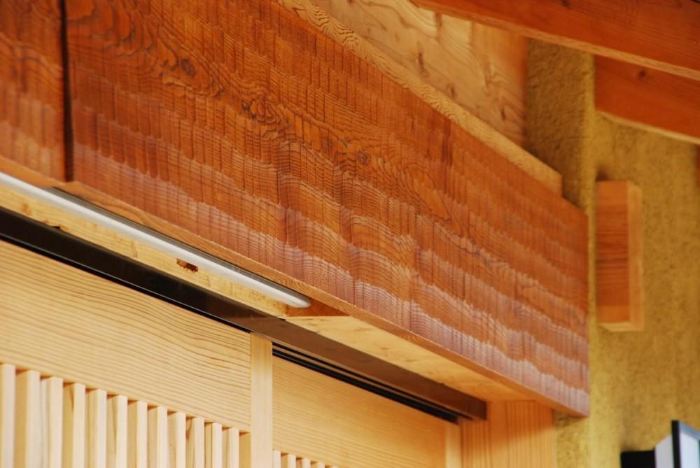 東海道の家 (玄関)
