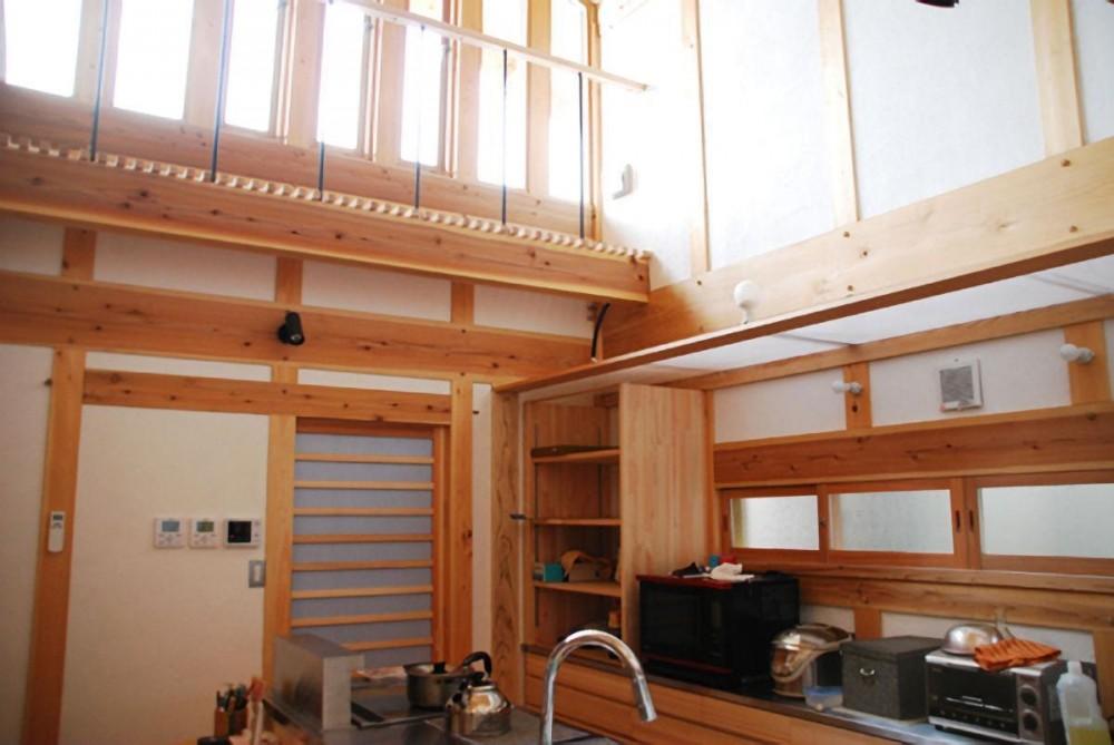 東海道の家 (キッチン)