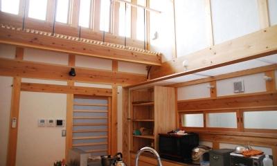 キッチン|東海道の家