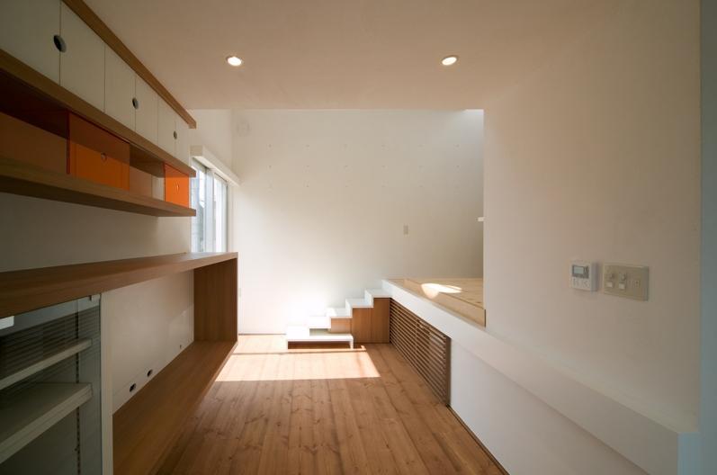 スキップの家 / 愛犬家住宅の部屋 スキップのある空間