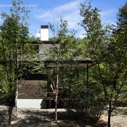 024軽井沢Hさんの家
