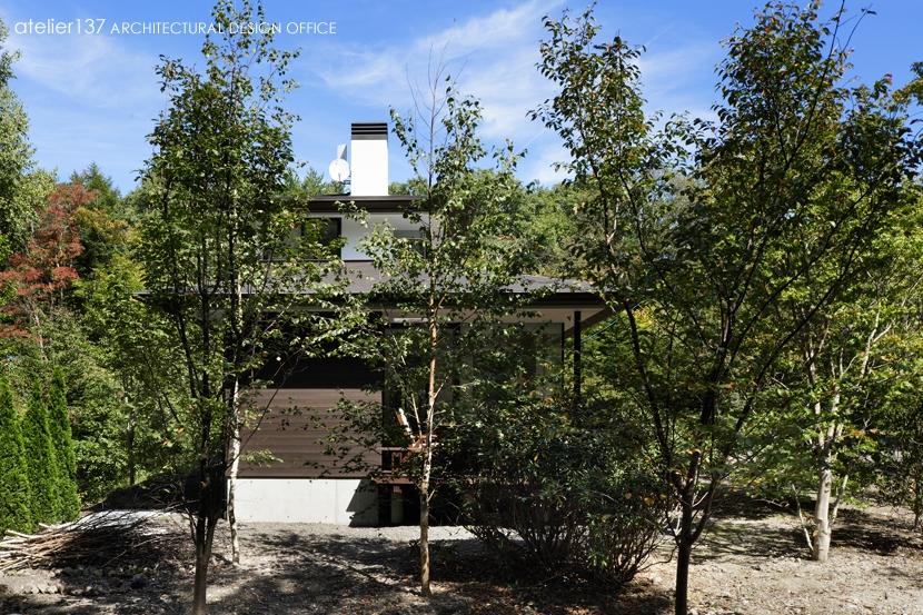 024軽井沢Hさんの家の写真 外観