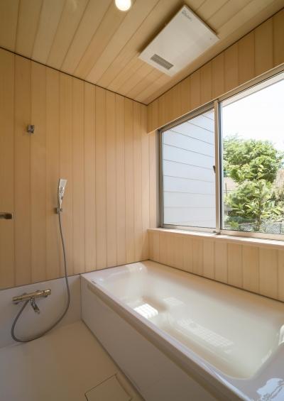 浴室 (小仲台の家)
