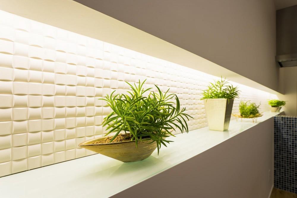 リノベーション・リフォーム会社:ファイブセンス「ガラス素材に囲まれたキラメキの家」