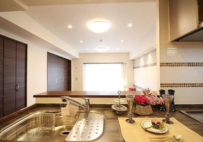キッチン (贅沢な暮らしを愉しむ)