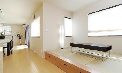 ゆったりと暮らす二世帯住宅【3000万円】