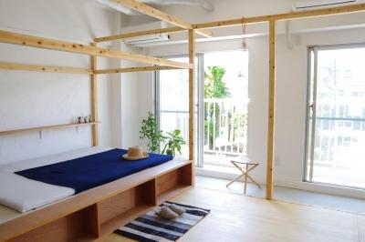 FRAME HOUSE (bedspace)