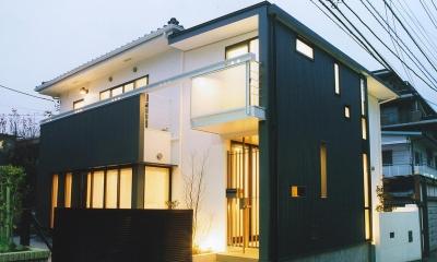 木造のスケルトンリフォーム|HT-house
