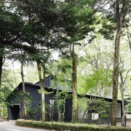 018軽井沢Cさんの家