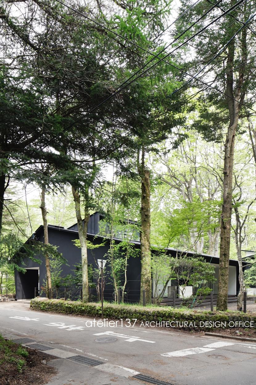 018軽井沢Cさんの家の写真 外観