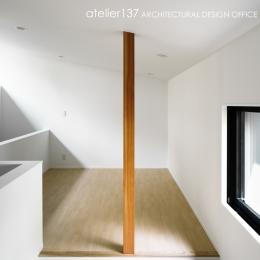 018軽井沢Cさんの家 (ロフト)