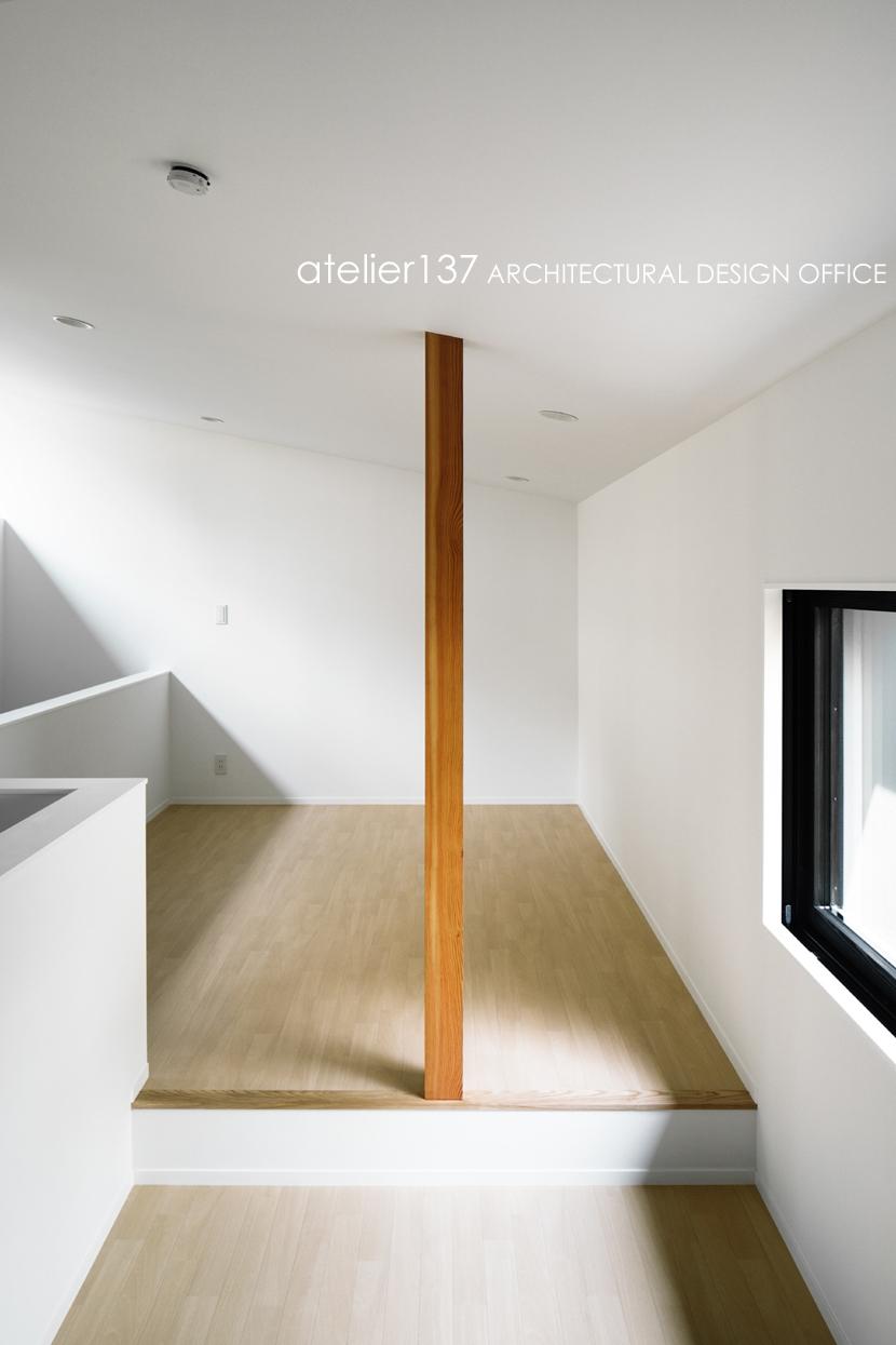 018軽井沢Cさんの家の部屋 ロフト
