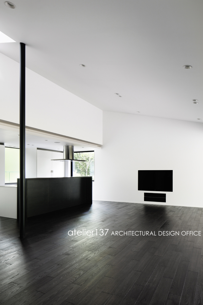 018軽井沢Cさんの家の写真 リビング / ダイニング