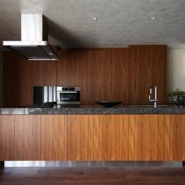 蕨の家 (キッチン)