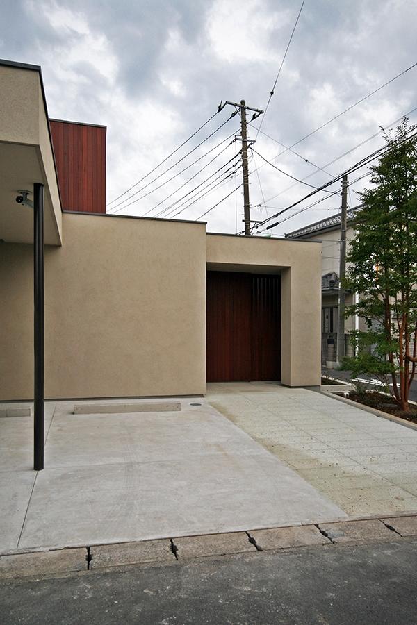 N house in Warabi 蕨の家の部屋 外観