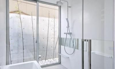 宿町の家 (浴室)