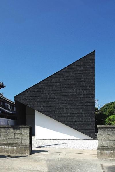 豊川の家 (外観)
