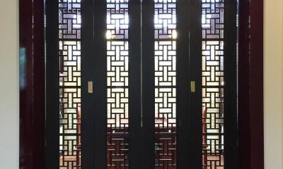 中国の茶室