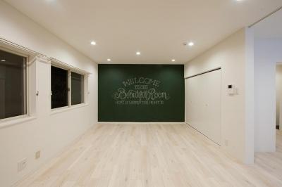 BLACK BOARD LIFE (洋室)
