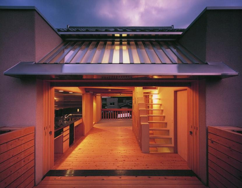 建築家:松井哲哉 / 村田知子「キサ kisa」