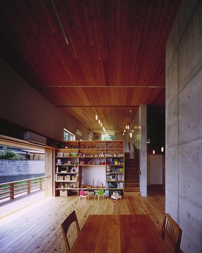 建築家:松井哲哉 / 村田知子「二路 ninji」