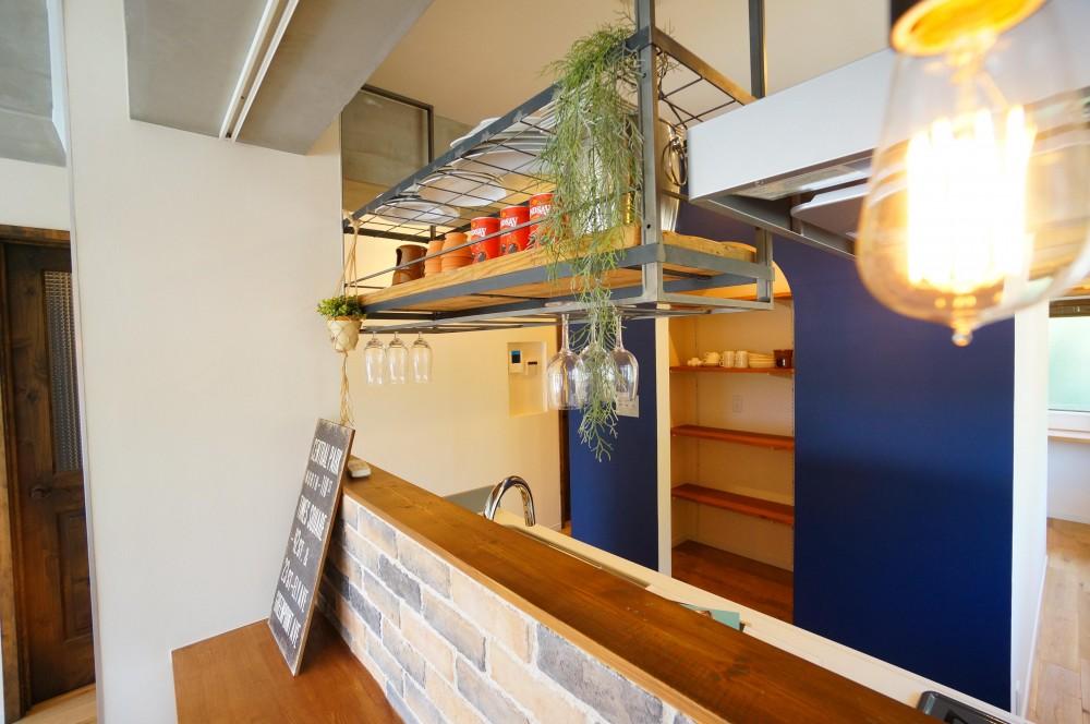 IDEAL(イデアル)「NY  Brooklyn style ~カフェの様な空間~」