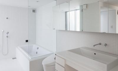 ODAWARA CORT HOUSE (浴室、洗面)