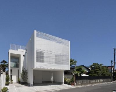 外観 (ODAWARA CORT HOUSE)