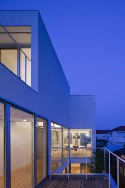 ODAWARA CORT HOUSE (バルコニー)
