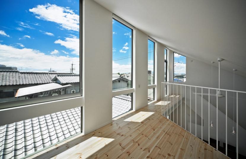 建築家:松井哲哉 / 村田知子「帆居 hammock house」