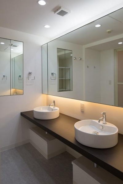 洗面室 (Renovation_MGH601)