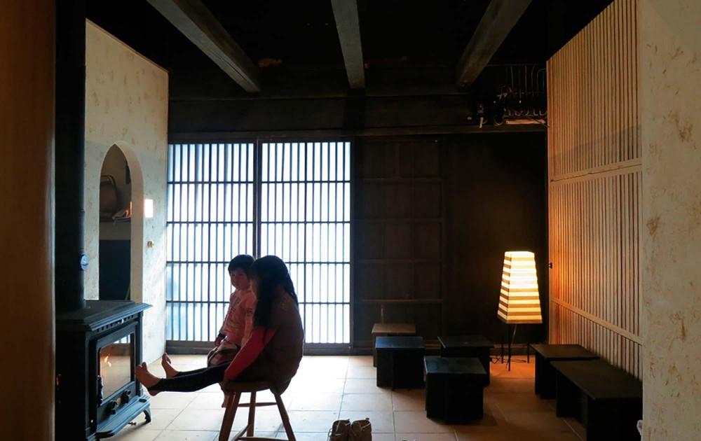 渋谷達郎「古民家再生・黒谷プロジェクト」