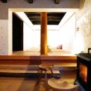 渋谷達郎の住宅事例「古民家再生・黒谷プロジェクト」