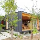 渋谷達郎の住宅事例「白鷹の家」