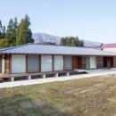 西根の家の写真 寒さを気にしない高性能窓を採用した平屋1