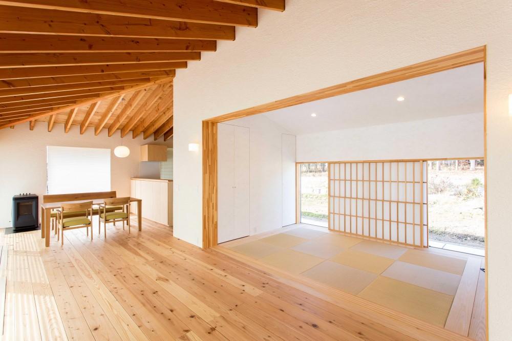 建築家:渋谷達郎「西根の家」