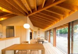 西根の家 (全体を眺める1)